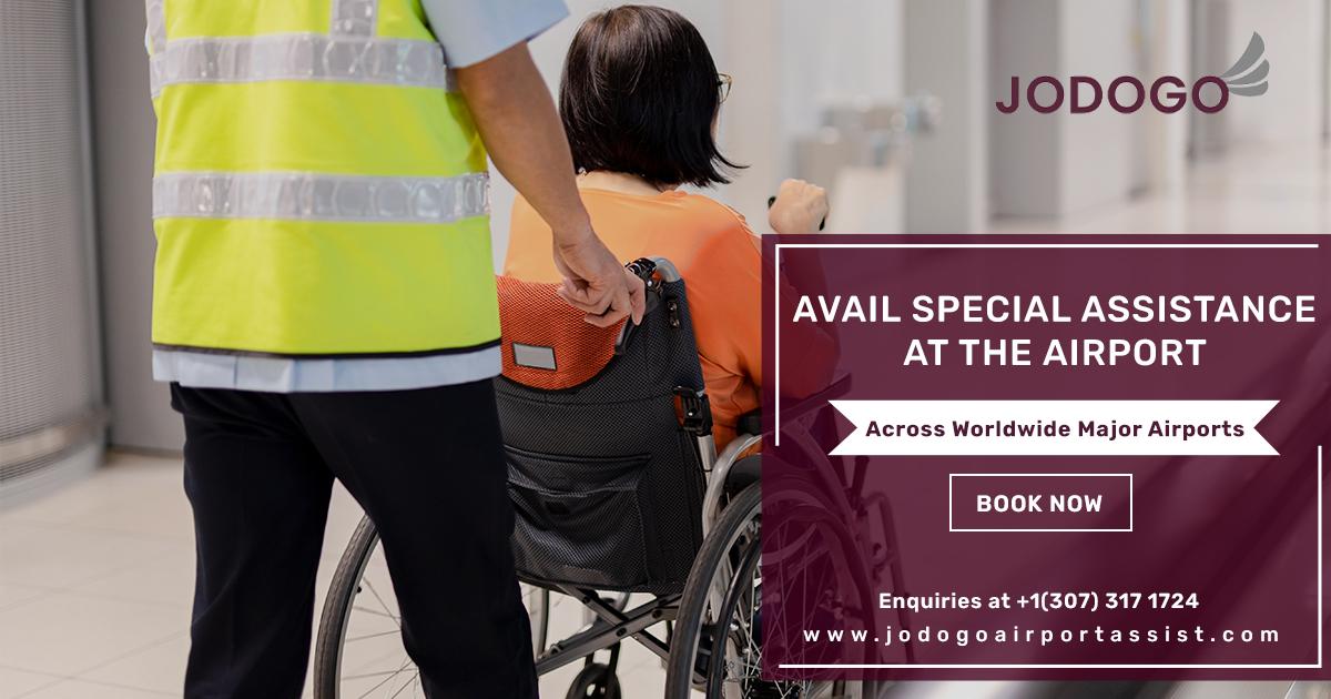 Airport special assistance in dubai airport - Jodogoairportassist.com