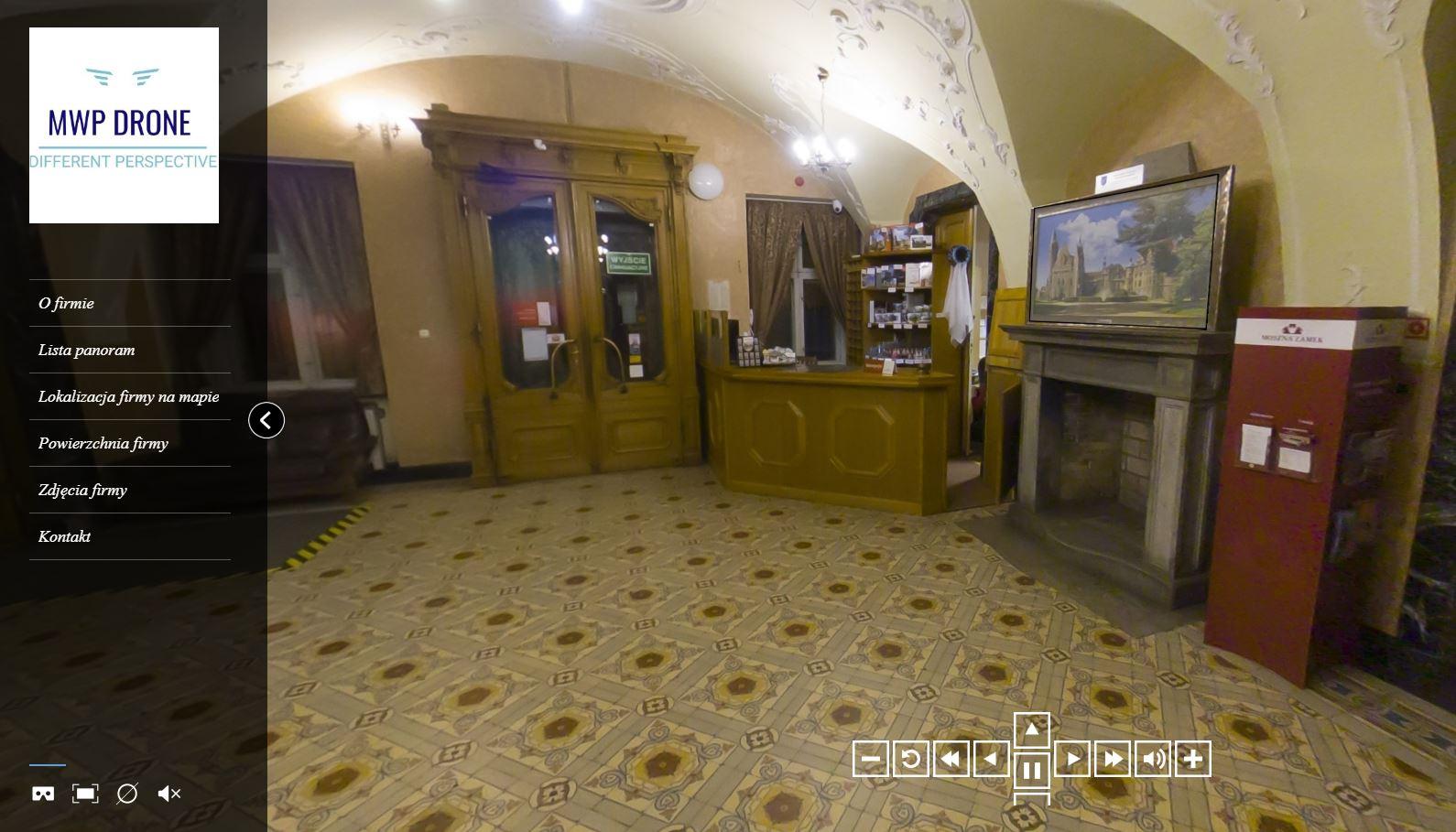 Vitrual tours and VR of unique places, VR Google friendly