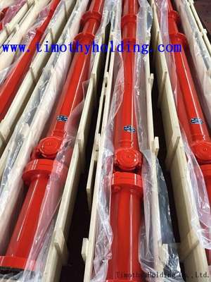 Universal joint shafts for rolling mill