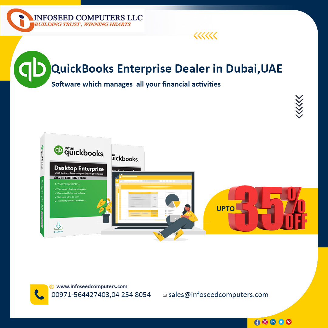 QuickBooks Support UAE | QuickBooks Technical Support Dubai