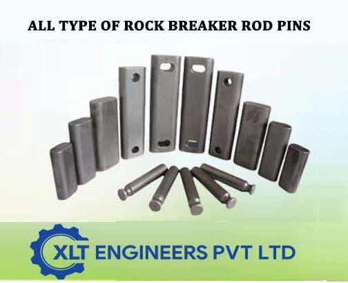 All type of Rock Breaker Rod Pins