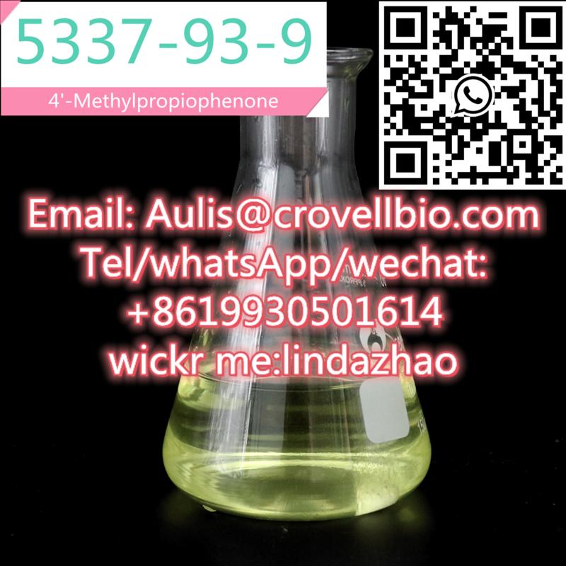 China factory wholesale 4'-Methylpropiophenone / Environmental protection 4'-Methylpropiophenone / CAS 5337-93-9 China factory wholesale supply 4'-Methylpropiophenone CAS 5337-93-9