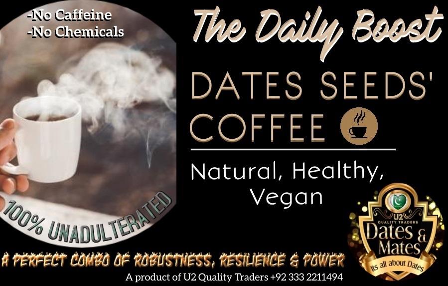 Dates Seeds Coffee