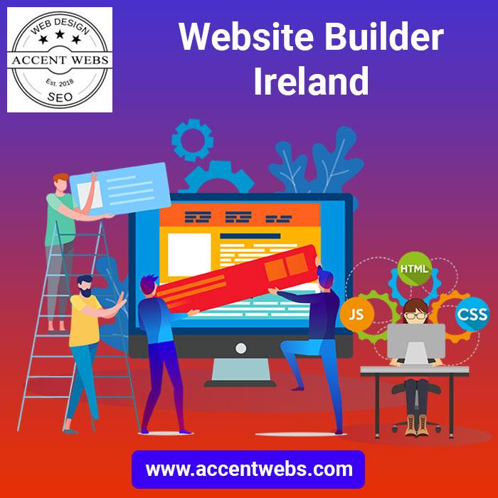 Website Builder Ireland - Accent Webs