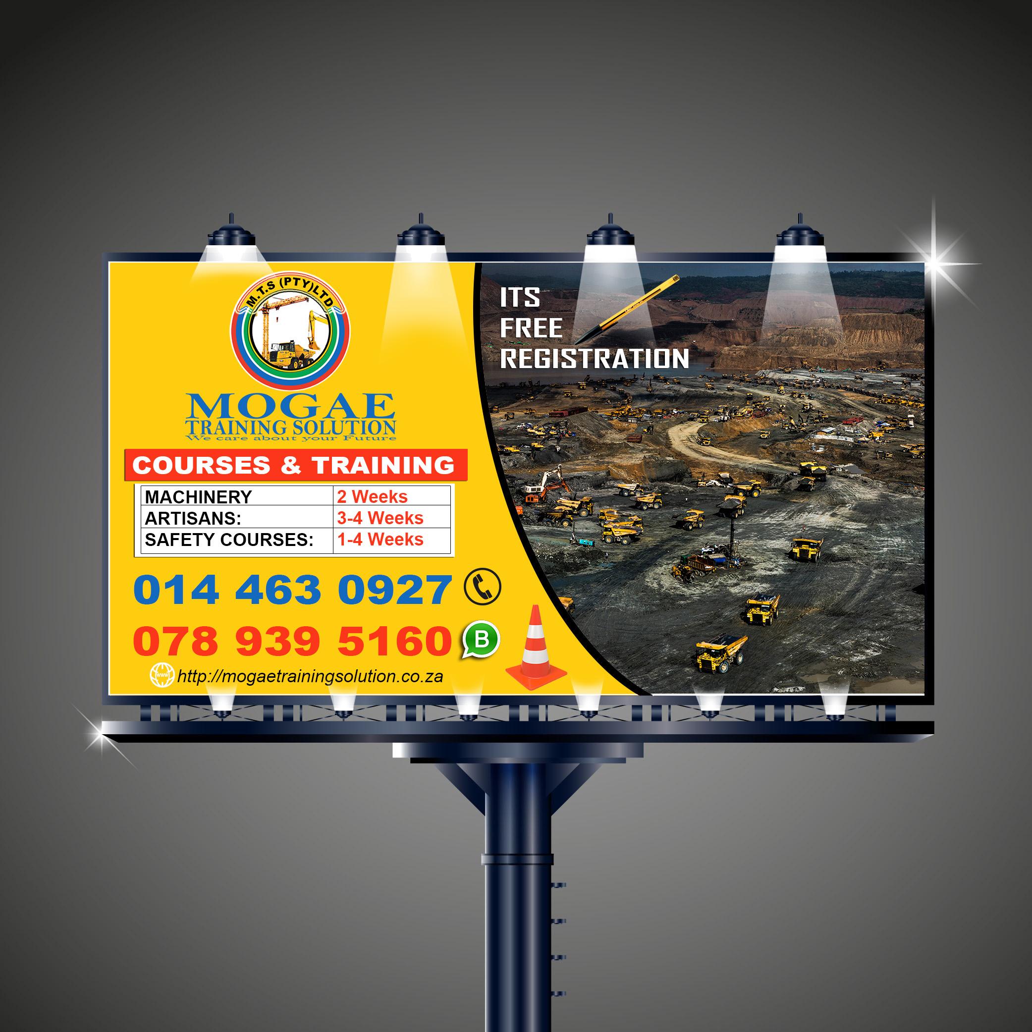Mining Training in Vryburg 0712613657
